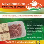 New product –  rabbit steak pieces