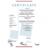 Food safety certification according to IFS Food V6